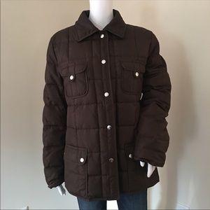 Bogner Ski Jacket Size 12 42 100% Goose Down Puffy